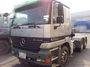 Mercedes Benz Actros Tractor Head Truck 2643 Buy Mercedes Benz