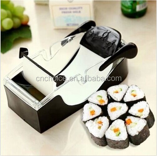 Easy Roll Ball Perfect Sushi Onigiri Maker Magic Cutter Roller Rice Mold Tool