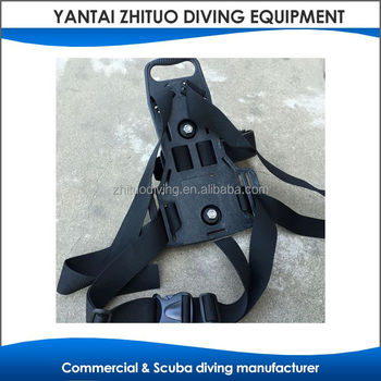 crazy selling high-ranking carbon fiber dive tank strap
