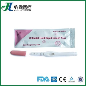 Positive One Step Hcg First Response Pregnancy Test