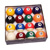 Economic Hot Selling Standard 52.5mm Pool ball set billiard cue ball set