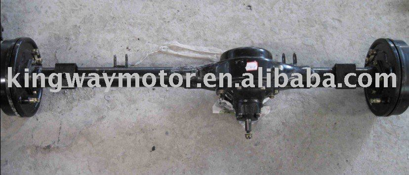 tricycle vehicle spare parts of back axle for sale