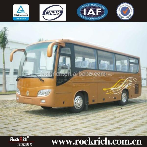 EQ6831L3G Dongfeng 24-37 Seats Korea Tourist Bus