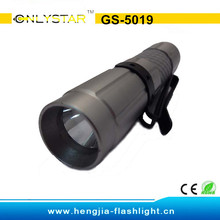GS-5019 convenient to carry low price pen clip led flashlighting