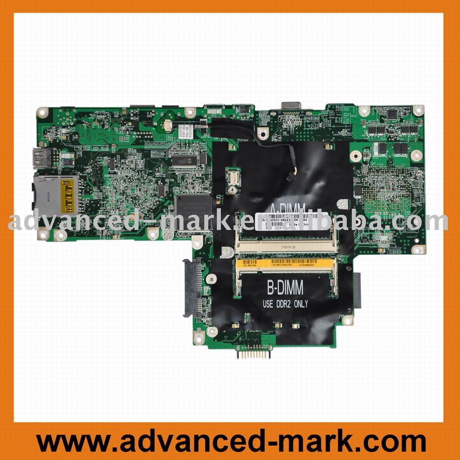 Replacement Laptop Motherboard For Dell Inspiron 1501 Amd ...