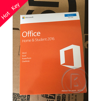Office 2016 Home and Student HS Digital Key Code activate online send by email