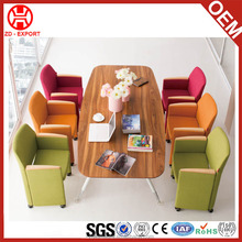 Wholesale price and widely use colorful folding lounge chairs leisure chair