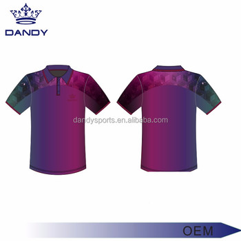 team golf shirts