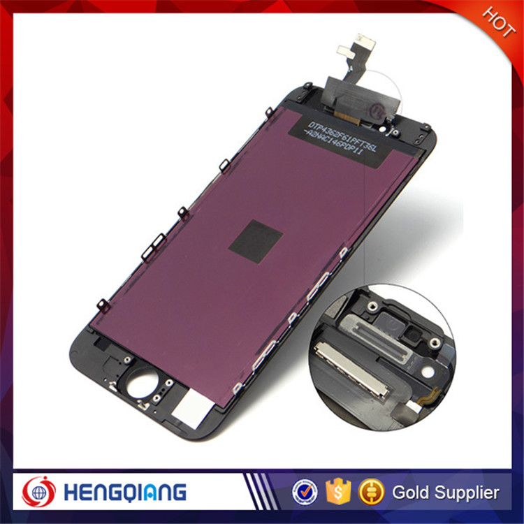 Good testing 100% guarantee original LCD For iPhone 6 LCD Display touch Screen Digitizer Assembly