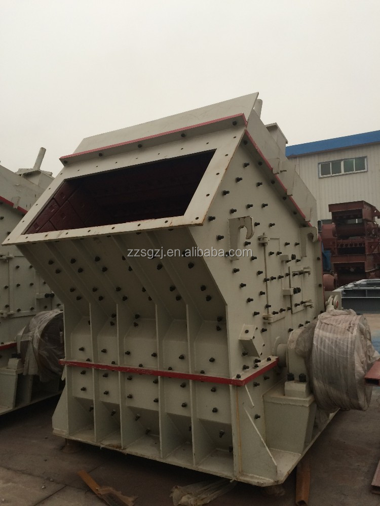 Copper Ore Impact Crushers Sold To More Than 30 Countries