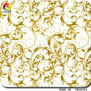 TSAUTOP PVA Sheet Flower Design Create Your Own Hydrographic Film