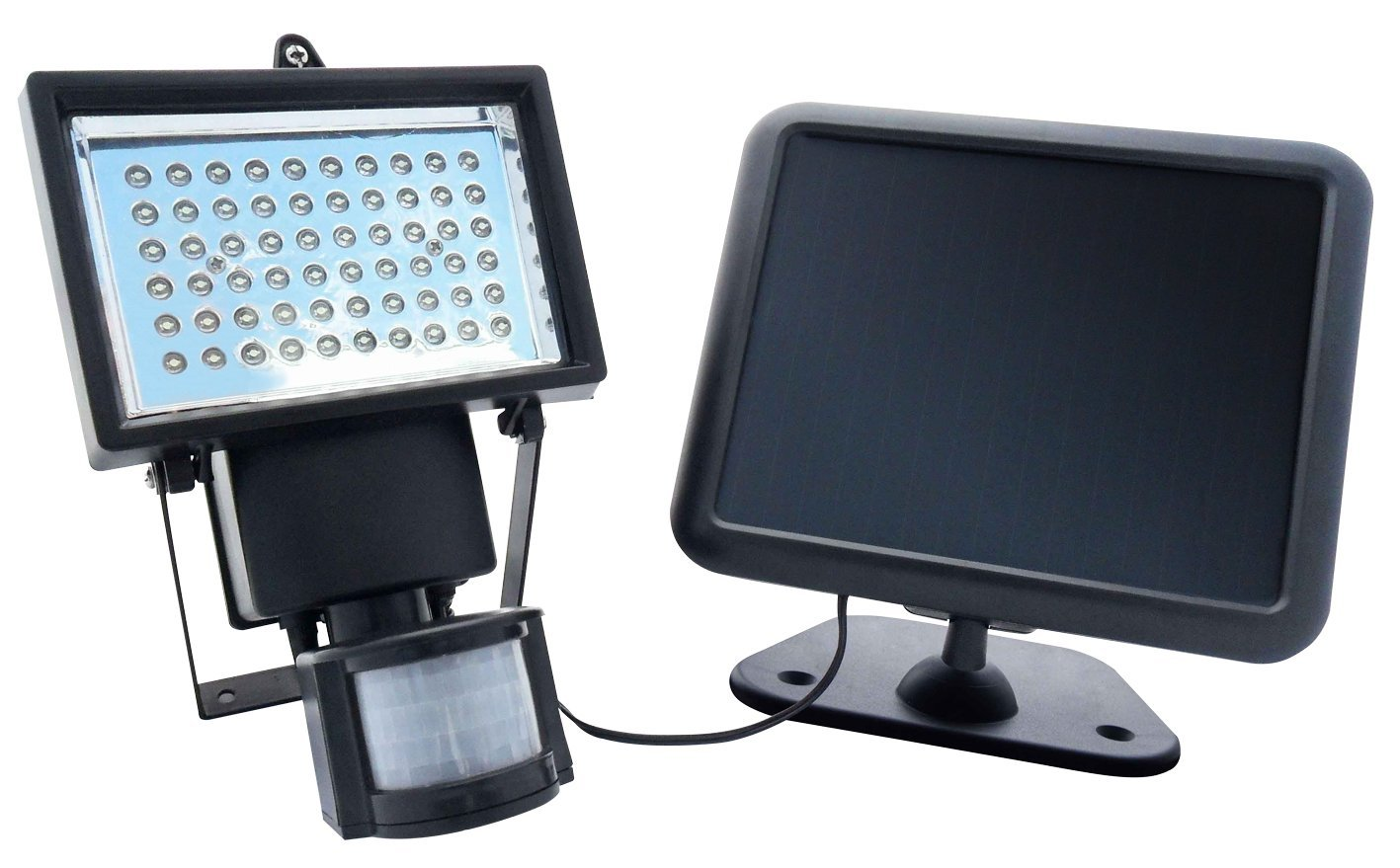 Led Solar Motion And Security Light