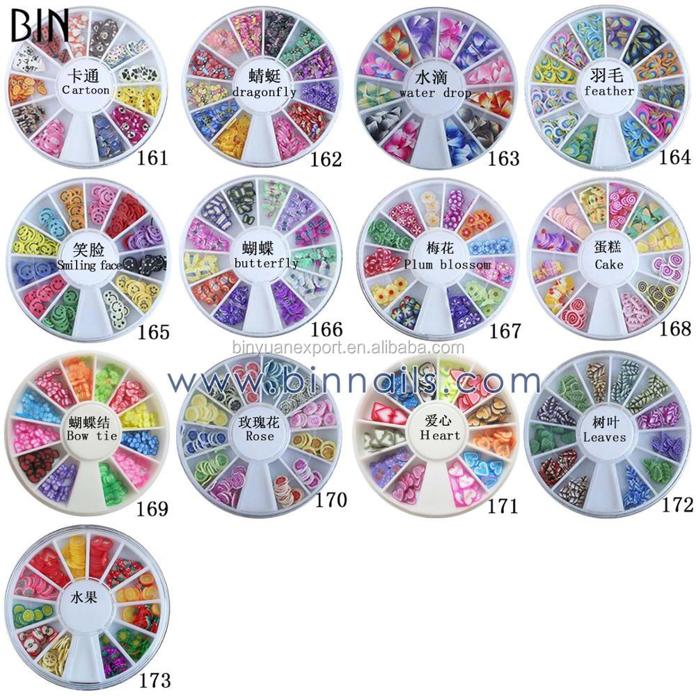 2019 Newest Nail Art Wheels Decals on hot sale
