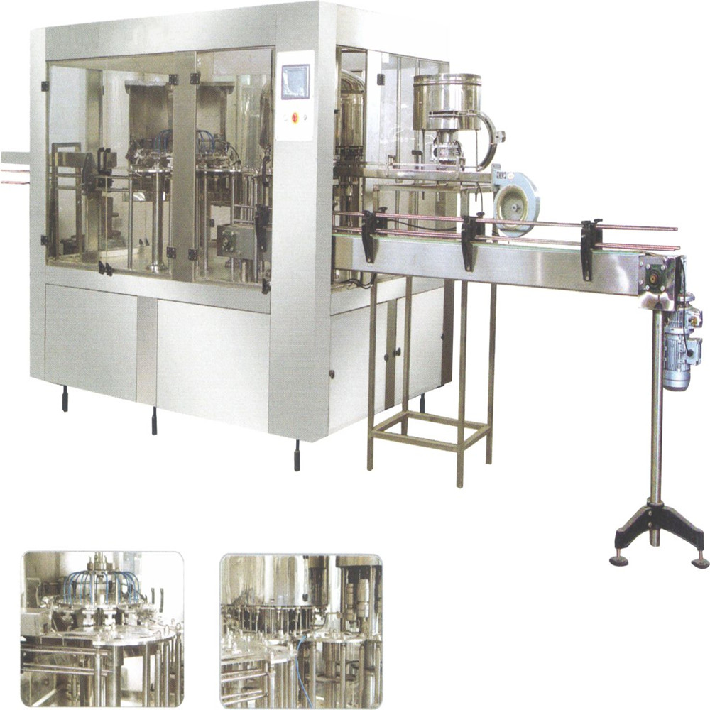 RGZ 3 in 1 automatic water production line