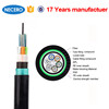 24 core optical fiber cable outdoor underground/direct burial amored fiber optical cable