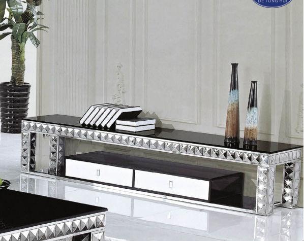 Modern Wooden Corner Lcd Table Tv Tv838