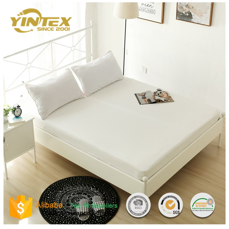 amazon white mattress dmi cover hypoallergenic queen com waterproof dp zippered protector plastic size