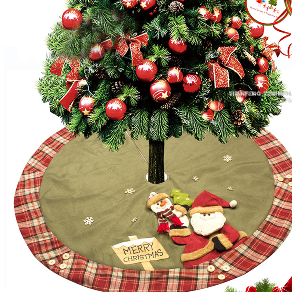 Wholesale Christmas Tree Skirt Suppliers And Manufacturers At Alibaba