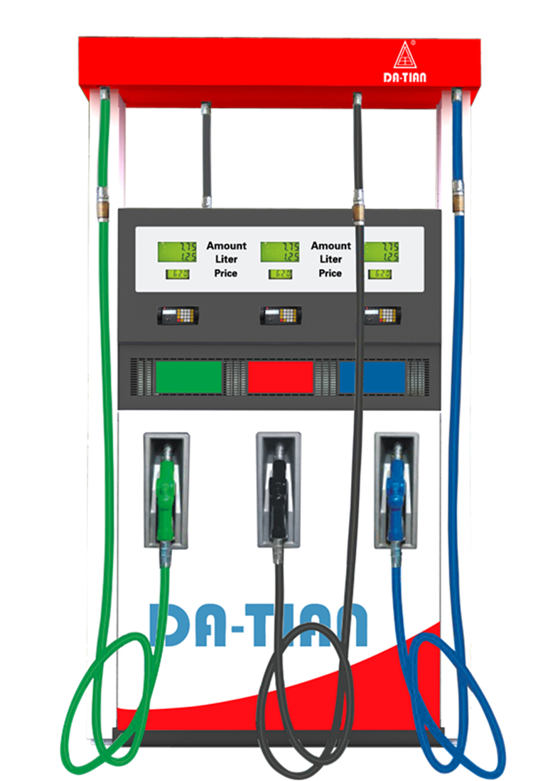 Gilbarco Fuel Dispenser / Petrol Filling Machine