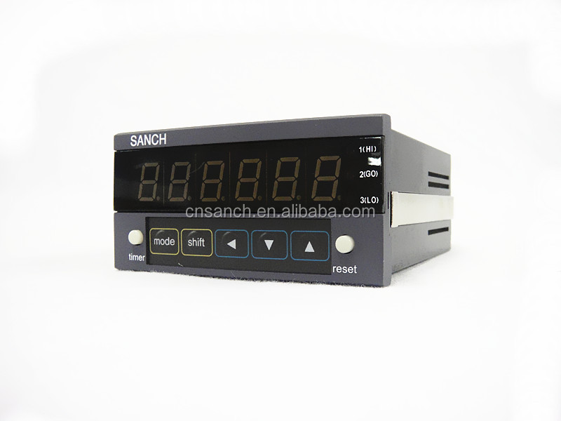 SANCH RLU-40 digital tachometer for wire drawing machine