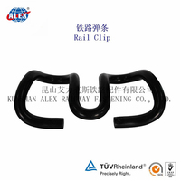 Crane Rail Clips Top Supplier,Uic Standrd W3 Type Railway Clip