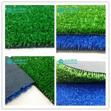 Life long term 8 years guarantee artificial sport grass for badminton court grass