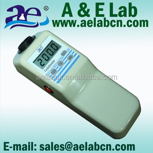 High Performance Portable Turbidity Meter