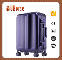 Aluminum Material trolley luggage case