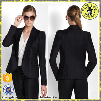 Fabulous Bespoke Double-breasted Women Suit - Buy Suit,Women Suit ...