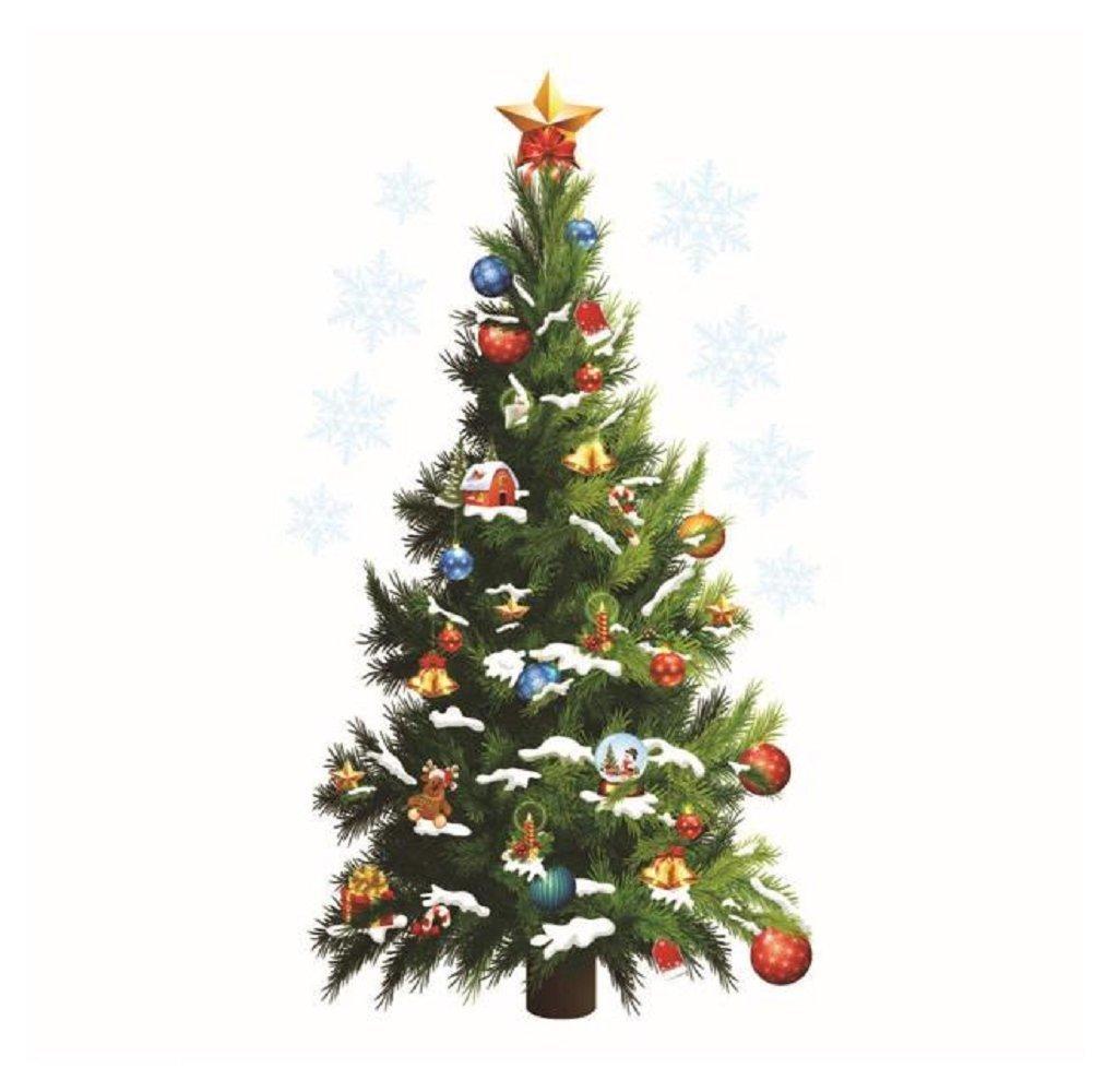 Cheap Christmas Tree Window Decal, find Christmas Tree ...