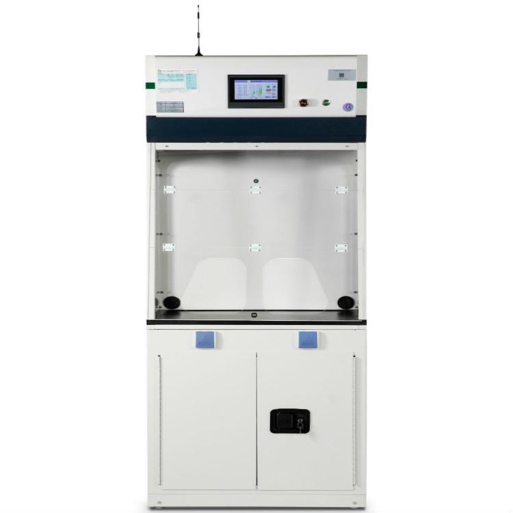 空気科学循環ヒューム食器棚ベンチトップポータブルヒュームキャビネットダクトレスヒュームフード