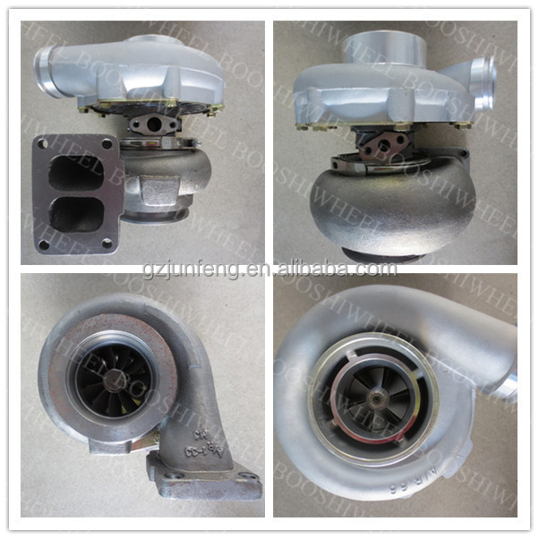 GT4594 D12A Engine Turbocharger 452164-5001S 452164-0001 452164-0004 8148873 8112921 for Volvo Power train Truck FH12 D12