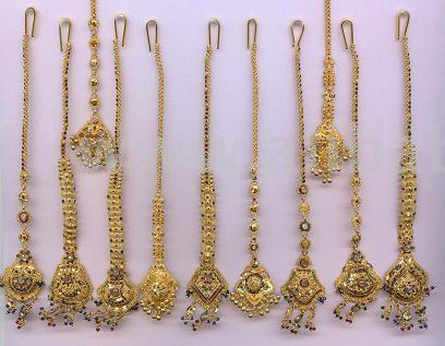 22k Gold Mang Tika Buy Gold Jewelry Product on Alibabacom