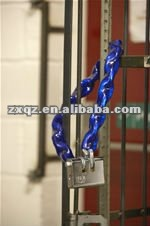 8mm Square Case Hardened Steel Security Chain