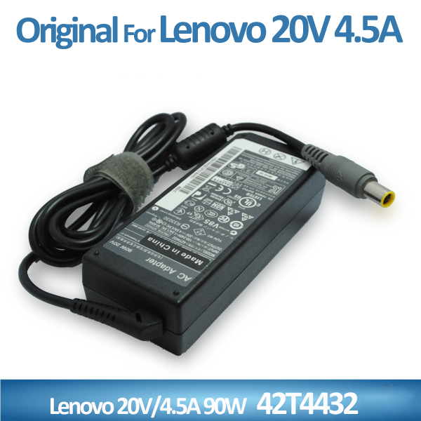 90W Original Laptop power ac adapter power supply charger for IBM LENOVO 42T4432