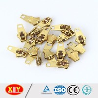 custom zipper pulls wholesale no.4.5 metal yg zipper slider