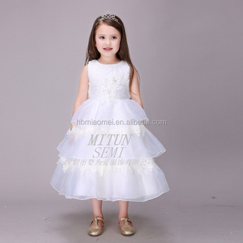 The Main Attraction White Tulle Puffy Layers Boutique Clothing
