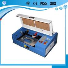 small business computer control rubber stamp making machine