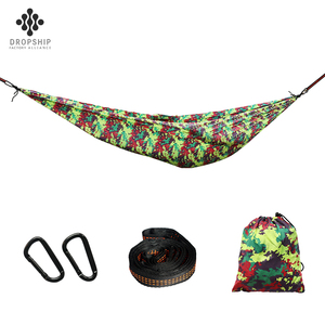Dropship DS-NH1001 Best selling products nylon cloth mesh parachute hammock supplies