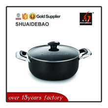 Aluminum nonstick copper cookware sets