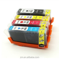 Four Color ink cartridge for hp 564 printer made in china