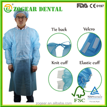 PB015 ZOGEAR disposable surgical gown for hospital