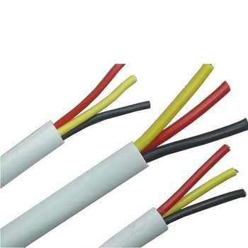 3 core AWG18 SJT Lead free PVC insulation power flexible cable