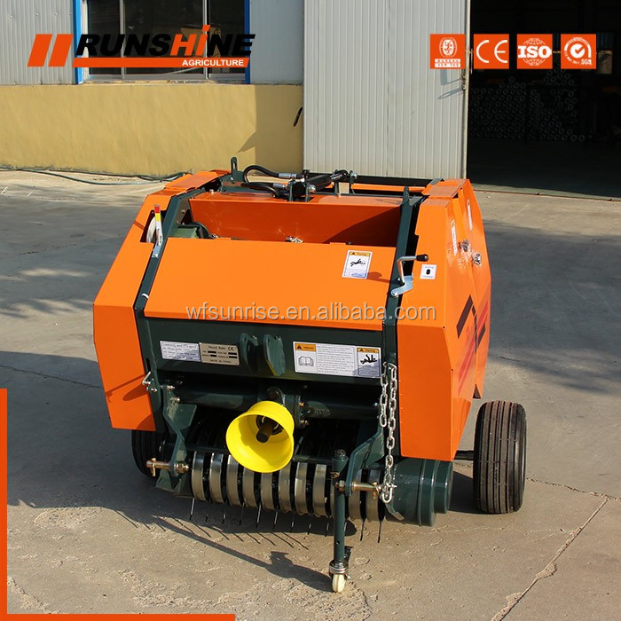 Export Oriented Factory Grass And Straw Mini Balers For Hay Price
