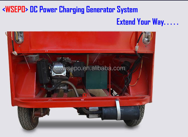 Wsepo 5kw gasoline dc battery charging generator system 48v60v specification of the engine engine type ohv single cylinder4 strokeair cooling ignition type tci borestroke 7054 mm displacement cc212cc publicscrutiny Choice Image