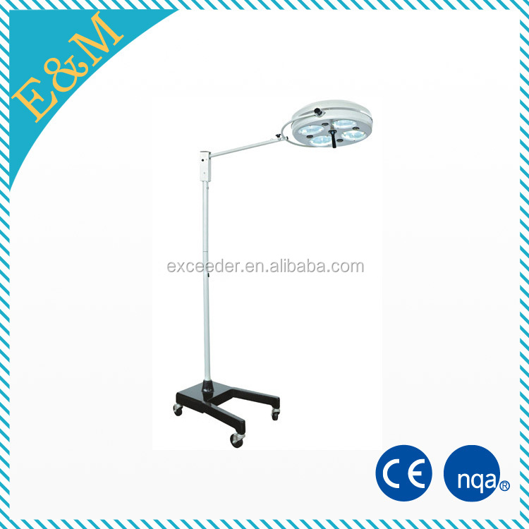 Mobile floor type lamp led hospitals led surgical operation lamp price