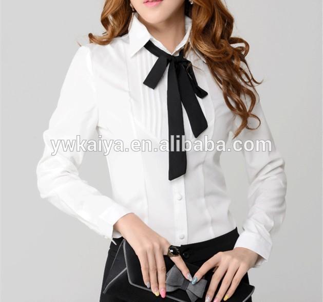 Amazonas mayor descuento original de costura caliente camisas blancas ofr profesional de la mujer de la moda ...