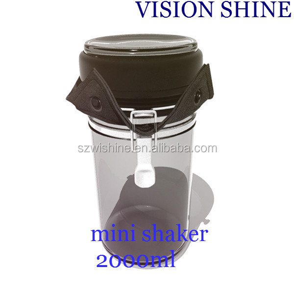 2000ml high quality mini shaker/best shaker bottle/agitadoragitador vortex agitador electrico mezcladora industrial
