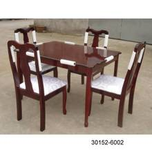 Queen Anne 5pcs Wooden Dining Room Set 30152-6002