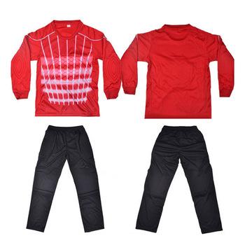 a146f8b52c1 Bulk Quantity In Stock Top Quality Youth Goalie Soccer Goalkeeper Uniforms